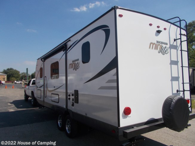 2020 Forest River Rv Rockwood Mini Lite 2509s For Sale In