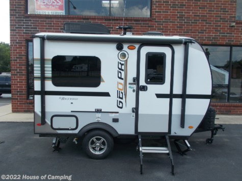New 2019 Forest River Rockwood Geo Pro G14FK For Sale by House of Camping available in Bridgeview, Illinois