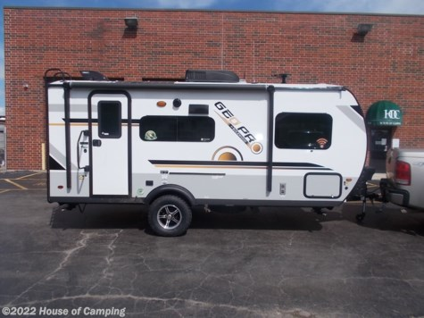 New 2020 Forest River Rockwood GEO PRO G19FBS For Sale by House of Camping available in Bridgeview, Illinois