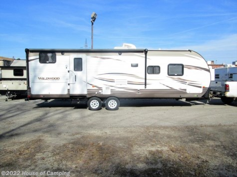 New 2017 Forest River Wildwood 27DBK For Sale by House of Camping available in Bridgeview, Illinois