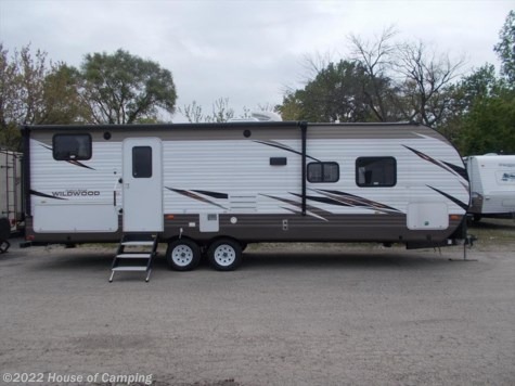 New 2018 Forest River Wildwood 27DBK For Sale by House of Camping available in Bridgeview, Illinois