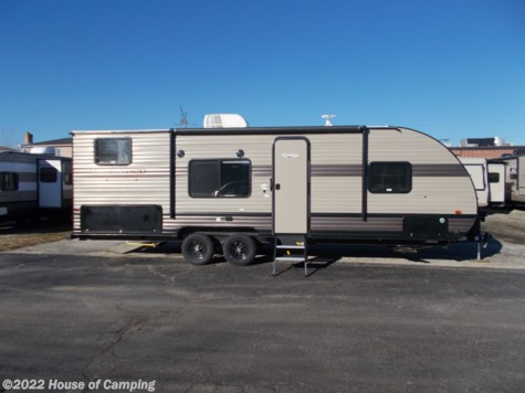 New 2019 Forest River Wildwood X-Lite 261BHXL For Sale by House of Camping available in Bridgeview, Illinois