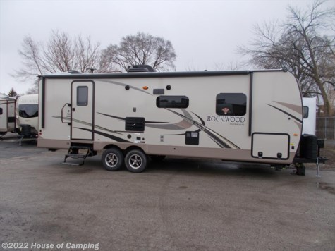 New 2019 Forest River Rockwood Ultra Lite 2606WS For Sale by House of Camping available in Bridgeview, Illinois