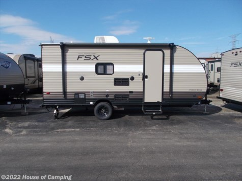 New 2018 Forest River Wildwood X-Lite FSX 197BH For Sale by House of Camping available in Bridgeview, Illinois