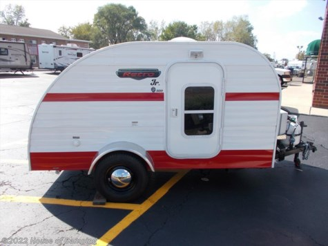 Used 2016 Riverside RV White Water Retro 509 RETRO JR For Sale by House of Camping available in Bridgeview, Illinois