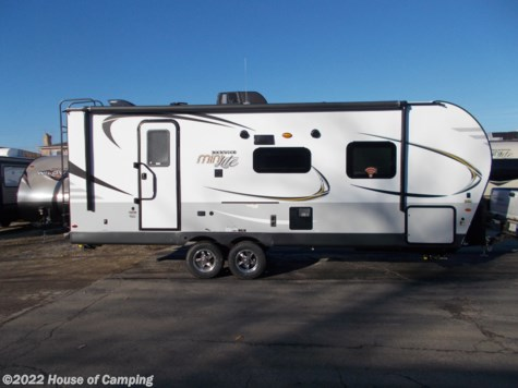 New 2020 Forest River Rockwood Mini Lite 2511S For Sale by House of Camping available in Bridgeview, Illinois