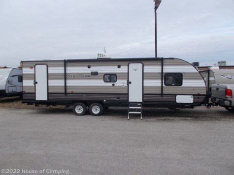 New 2019 Forest River Wildwood X-Lite 263BHXL For Sale by House of Camping available in Bridgeview, Illinois