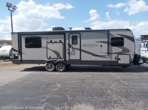 New 2020 Forest River Rockwood Ultra Lite 2707WS For Sale by House of Camping available in Bridgeview, Illinois