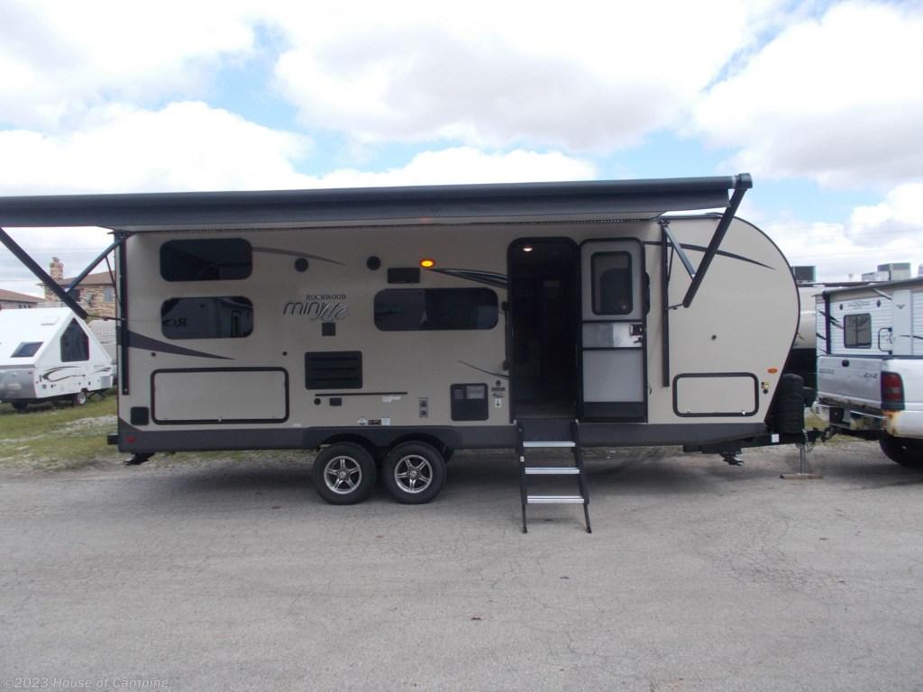 Rockwood Mini Lite >> Rb202022815 2020 Forest River Rockwood Mini Lite 2509s For Sale In Bridgeview Il