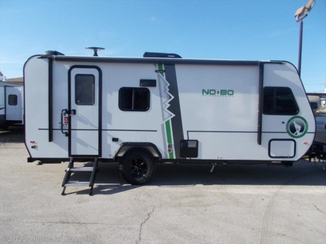 New 2019 Forest River No Boundaries NBT 19.5 For Sale by House of Camping available in Bridgeview, Illinois