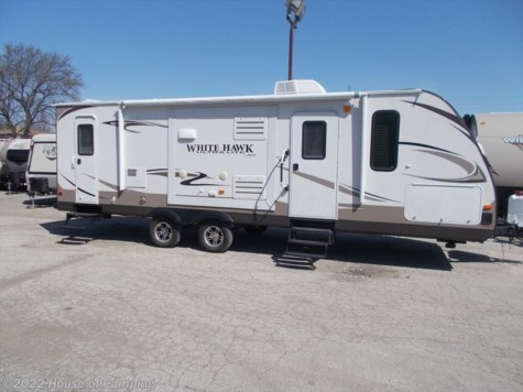 Used 2013 Jayco White Hawk 27DSRB For Sale by House of Camping available in Bridgeview, Illinois