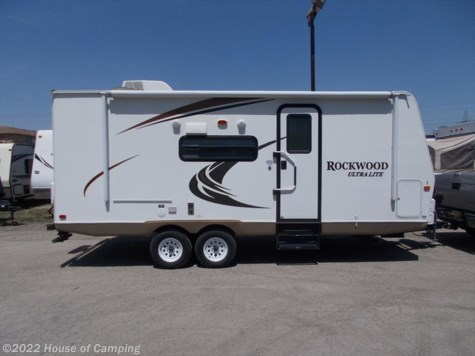 Used 2011 Forest River Rockwood Ultra Lite 2304S For Sale by House of Camping available in Bridgeview, Illinois
