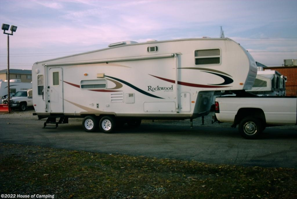 2006 Forest River rockwood signature ultra lite