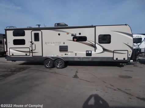 New 2020 Forest River Rockwood Ultra Lite 2706WS For Sale by House of Camping available in Bridgeview, Illinois