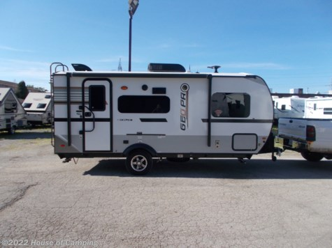 New 2019 Forest River Rockwood Geo Pro 19FBS For Sale by House of Camping available in Bridgeview, Illinois
