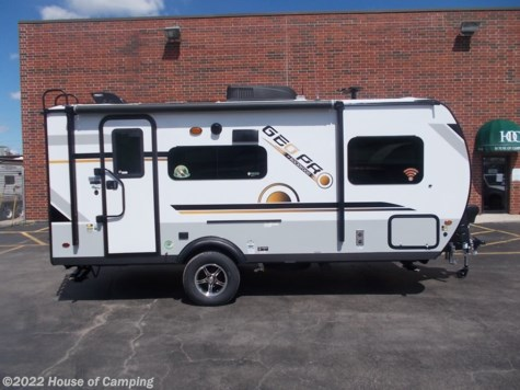 New 2021 Forest River Rockwood Geo Pro 19FBS For Sale by House of Camping available in Bridgeview, Illinois