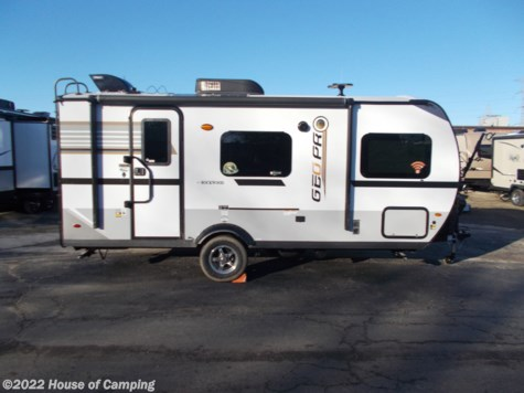 New 2020 Forest River Rockwood Geo Pro 19QBG For Sale by House of Camping available in Bridgeview, Illinois