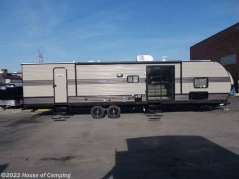 New 2020 Forest River Wildwood 36BHDS For Sale by House of Camping available in Bridgeview, Illinois