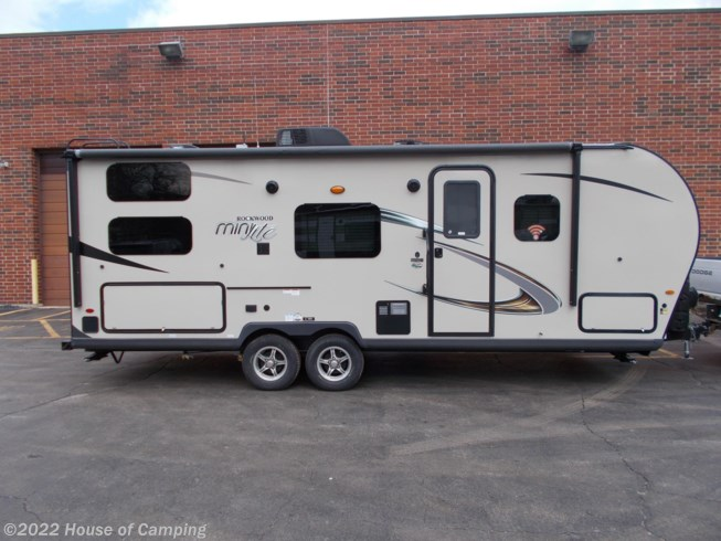 New 2020 Forest River Rockwood Mini Lite 2508 available in Bridgeview, Illinois
