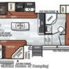 2019 Forest River Rockwood Ultra Lite 2889WS floorplan image