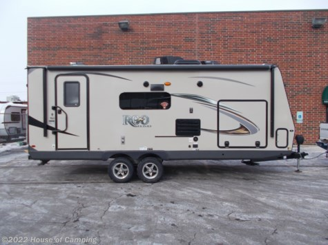 New 2019 Forest River Rockwood Roo 235S For Sale by House of Camping available in Bridgeview, Illinois
