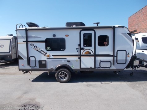 New 2021 Forest River Rockwood Geo Pro G19FD For Sale by House of Camping available in Bridgeview, Illinois