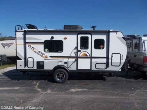 New 2020 Forest River Rockwood Geo Pro G19FD For Sale by House of Camping available in Bridgeview, Illinois