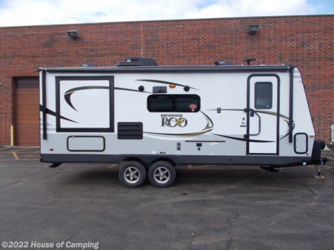 New 2020 Forest River Rockwood Roo 24WS For Sale by House of Camping available in Bridgeview, Illinois