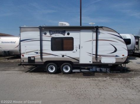 Used 2018 Forest River Wildwood X-Lite 171RBXL For Sale by House of Camping available in Bridgeview, Illinois