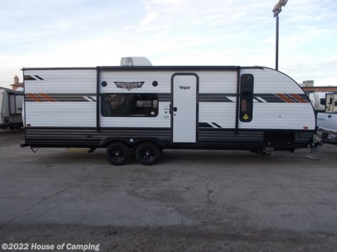 New 2020 Forest River Wildwood X-Lite 261BHXL For Sale by House of Camping available in Bridgeview, Illinois
