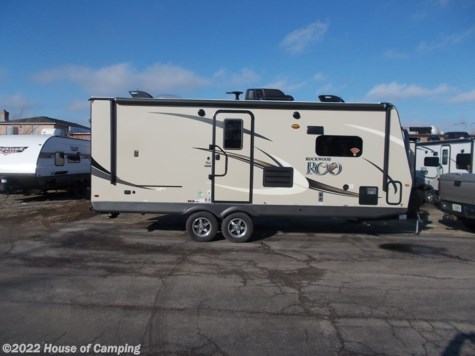 New 2021 Forest River Rockwood Roo 23FK For Sale by House of Camping available in Bridgeview, Illinois