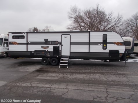 New 2020 Forest River Wildwood 29VBUD For Sale by House of Camping available in Bridgeview, Illinois