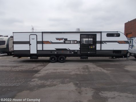 New 2021 Forest River Wildwood 36VBDS For Sale by House of Camping available in Bridgeview, Illinois
