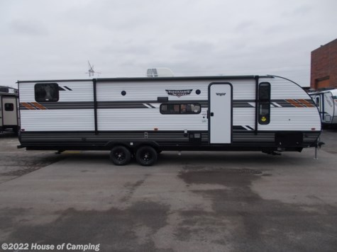 New 2021 Forest River Wildwood X-Lite 273QBXL For Sale by House of Camping available in Bridgeview, Illinois