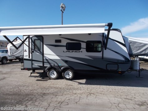 Used 2018 Starcraft Launch Outfitter 207RB For Sale by House of Camping available in Bridgeview, Illinois