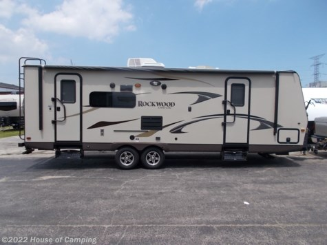 Used 2014 Forest River Rockwood Ultra Lite 2604WS For Sale by House of Camping available in Bridgeview, Illinois