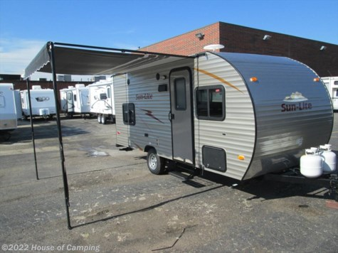 New 2018 Sunset Park RV Sun Lite 19QB Sun-Lite For Sale by House of Camping available in Bridgeview, Illinois