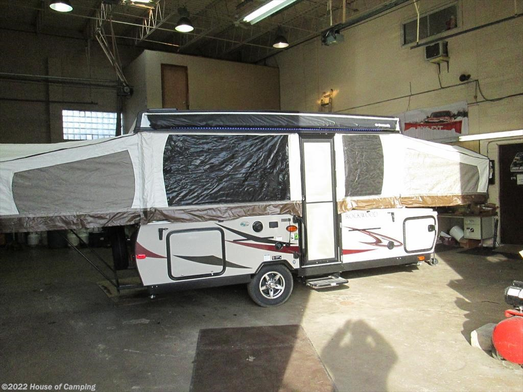 New 2018 Forest River Rockwood PREMIER 2317G For Sale by House of Camping  available in Bridgeview ...
