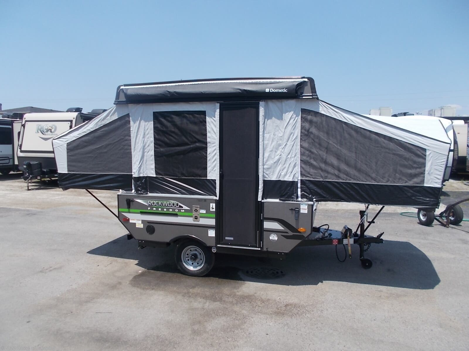 2021 Forest River Rockwood 1640 LTD FREEDOM RV for Sale in ...
