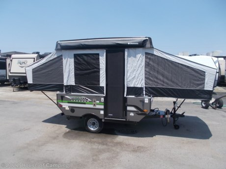 <p>DUE IN SEPT. 7TH. NEW 2021 ALL NEW COLORS. 8 FT. BOX ROCKWOOD HAS EVERYTHING TO GET STARTED. OPTIONS INCLUDE: 20,000 BTU FURNACE, 3-WAY REFRIGERATOR, STEP, SPARE TIRE AND COVER, AND HEATED BED END MATTRESSES. **FREE AWNING**  *PLUS STATE & LOCAL TAXES AND LICENSE FEES*</p>