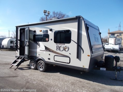New 2021 Forest River Rockwood 19 ROO For Sale by House of Camping available in Bridgeview, Illinois