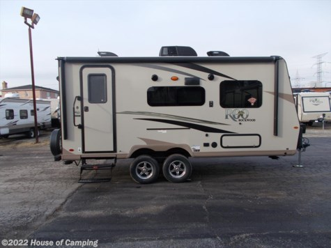 New 2020 Forest River Rockwood 19 ROO For Sale by House of Camping available in Bridgeview, Illinois