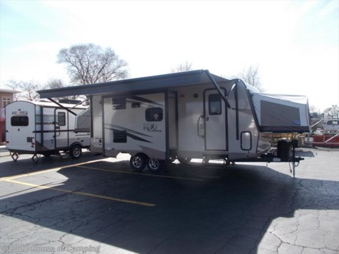 New 2019 Forest River Rockwood Roo 23IKSS For Sale by House of Camping available in Bridgeview, Illinois