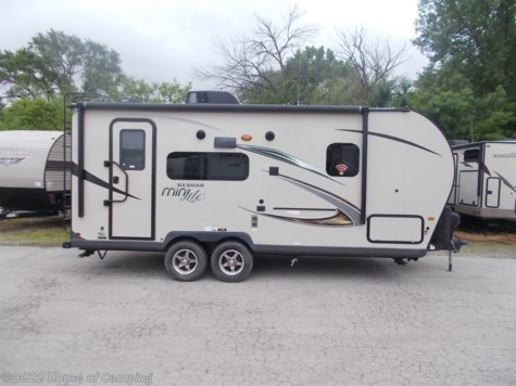 New 2020 Forest River Rockwood Mini Lite 2109S For Sale by House of Camping available in Bridgeview, Illinois