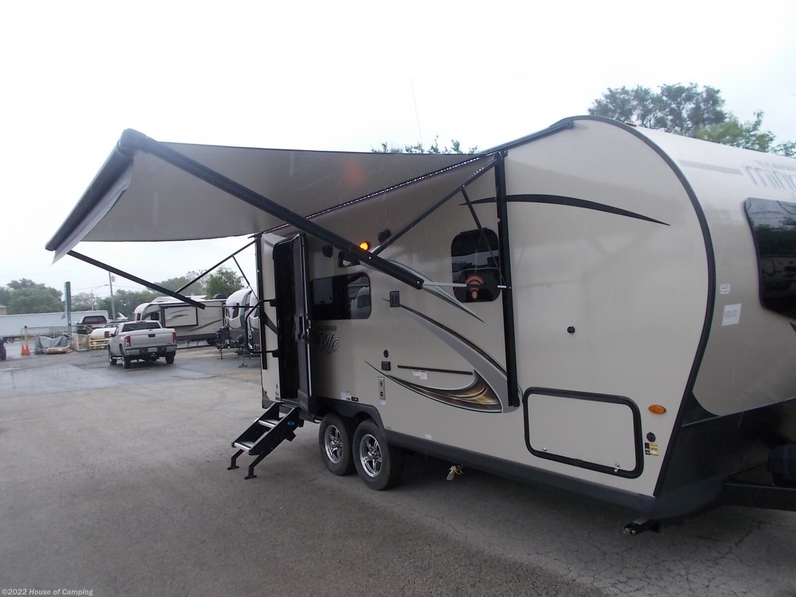2020 Forest River RV Rockwood Mini Lite 2109S for Sale in ...