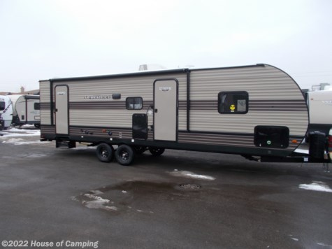 New 2019 Forest River Wildwood 26DBUD For Sale by House of Camping available in Bridgeview, Illinois