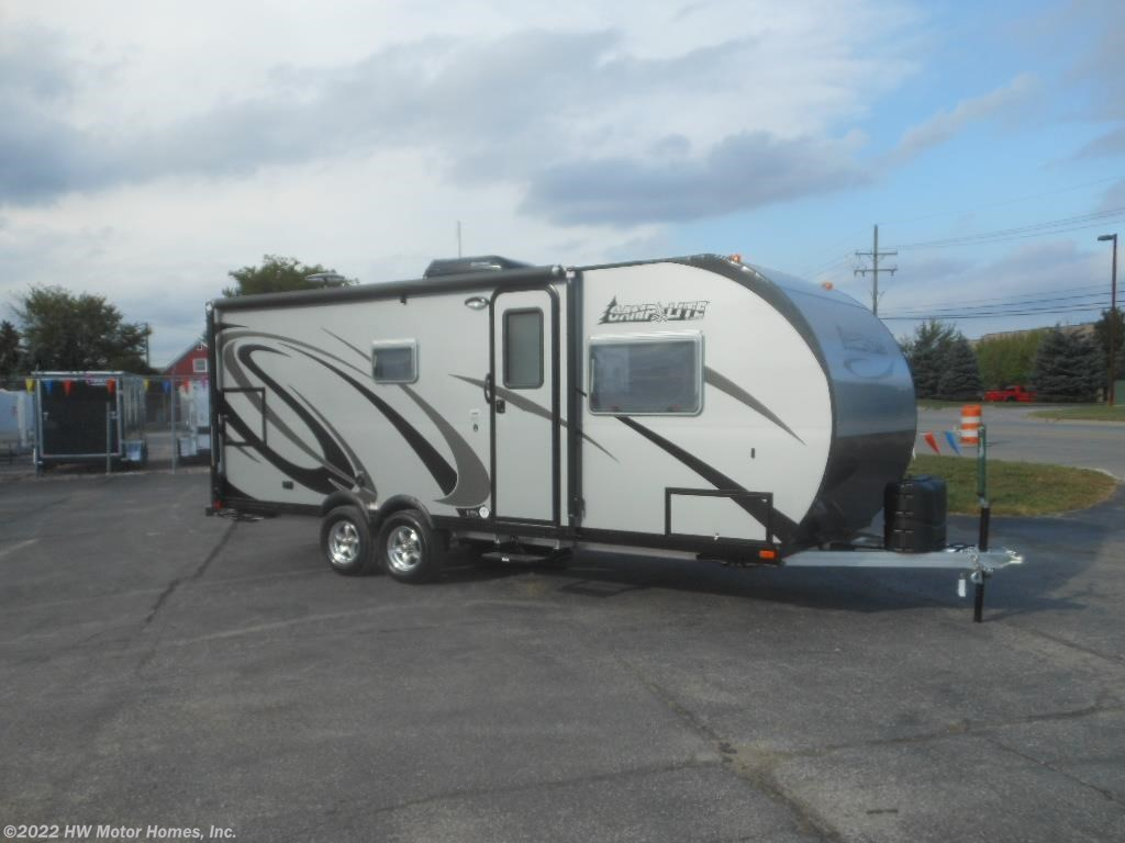 Orbit Ultralite Travel Trailer