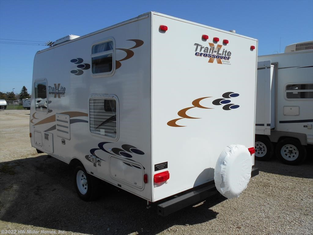 2009 R-Vision RV Trail-Lite Crossover TLX160BH - Front ...