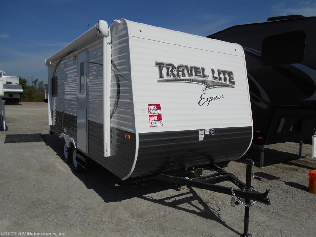 2017 Travel Lite express