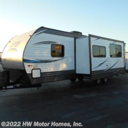 New 2018 Palomino Puma XLE 30 DBSC For Sale by HW Motor Homes, Inc. available in Canton, Michigan